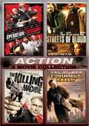 Action: 4 Movie Collection , Dolph Lundgren