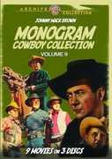 Monogram Cowboy Collection: Volume 9 , Johnny Mack Brown