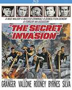 The Secret Invasion , Stewart Granger