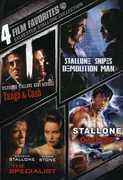 4 Film Favorites: Sylvester Stallone , Sylvester Stallone