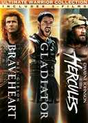 Ultimate Warrior Collection: Braveheart /  Gladiator /  Hercules: Triple Pack , Dwayne Johnson