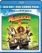 Madagascar: Escape 2 Africa , David Schwimmer