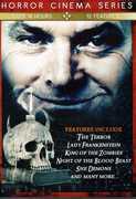 12-Film Horror Cinema , Christopher Lee