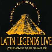 Tierra Chicano Malo: Latin Legends Live /  Various , Various Artists