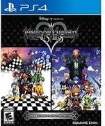 Kingdom Hearts HD 1.5 + 2.5 ReMIX for PlayStation 4