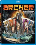 Archer: The Complete Season One , Jon Lajoie