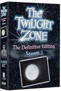 The Twilight Zone: Complete Third Season (Definitive Edition)