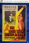 The Lone Wolf Meets a Lady , Warren William
