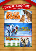 Step Dogs, 3 Dogateers, Dogfather Triple Feature , Dean Cain