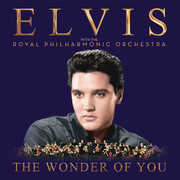 The Wonder Of You: With The Royal Philharmonic Orchestra , Elvis Presley