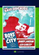 Boys of the City , Bobby Jordan