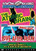 Atomic Brain & Love After Death & Incredible Pet , Frank Gerstle