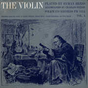 The Violin: Vol. 4 , Hyman Bress