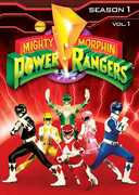 Mighty Morphin Power Rangers: Season One, Volume One , Amy Jo Johnson