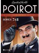 Agatha Christie's Poirot: Series 7 and 8 , David Suchet