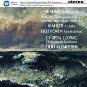 Brahms: Alt-rhapsodie/  Wagner: Wesendonck-lieder , Christa Ludwig