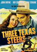 "Three Texas Steers , Ray ""Crash"" Corrigan"