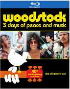 Woodstock (40th Anniversary Limited Edition) , Crosby, Stills & Nash