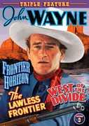 John Wayne Triple Feature 3 , John Wayne