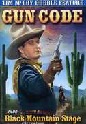 Gun Code /  Black Mountain Stage , Tim McCoy