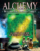 Alchemy: Beyond the Emerald Tablet , Deva Anderson
