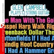 Plays 12 String Guitar , Glen Campbell