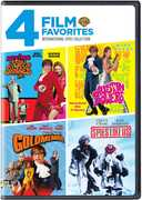 4 Film Favorites: International Spies Collection , Dan Aykroyd