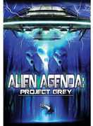 Alien Agenda: Project Grey , Christian Blaze