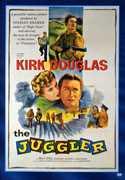 The Juggler , Kirk Douglas