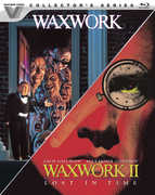 Waxwork /  Waxwork II: Lost In Time (Vestron Video Collector's Series) , Zach Galligan