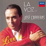 Love Is La Voz [Import] , Jose Carreras