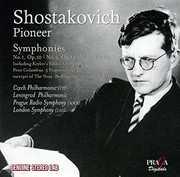 Shostakovich: Symphonies No.1-3 , Shostakovich
