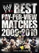 WWE: The Best Pay Per View Matches Of The Year 2009-2010 , Rey Mysterio