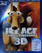 Ice Age: Dawn of the Dinosaurs (3D) , Simon Pegg