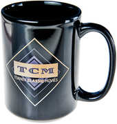 TCM Diamond Mug