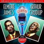 Elmore James Meets Arthur Cudrup , Elmore James
