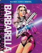 Barbarella (Steelbook) , Jane Fonda
