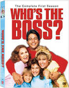 Who's the Boss: The Complete First Season , Nicole Eggert