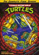 Teenage Mutant Ninja Turtles Season 10: The Complete Final Season DVD , Michael Sinterniklaas