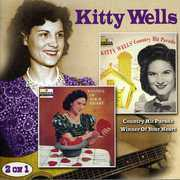 Country Hit Parade /  Winner of Your Heart , Kitty Wells