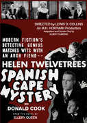 The Spanish Cape Mystery , Donald Cook