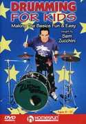 Drumming For Kids , Sam Zucchini