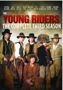 The Young Riders: Series - Seasons 1 & 2 & 3 , Josh Brolin