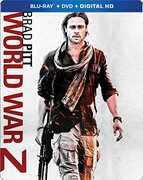 World War Z (Steelbook) , Brad Pitt