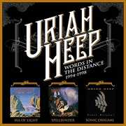 Words In The Distance 1994-1998 [Import] , Uriah Heep