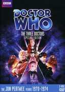 Doctor Who: Three Doctors , Patrick Troughton