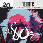 Best Of The 80's: Millennium Series - 20th Century Masters , Various Artists