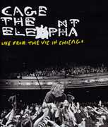 Live from the Vic in Chicago , Cage the Elephant