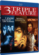 I Know What You Did Last Summer /  When a Stranger Calls /  Vacancy: Triple Feature
