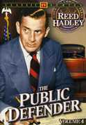 The Public Defender: Volume 4 , Reed Hadley